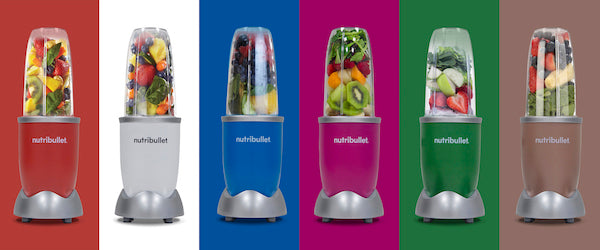 NutriBullet PRO Rainbow Edition