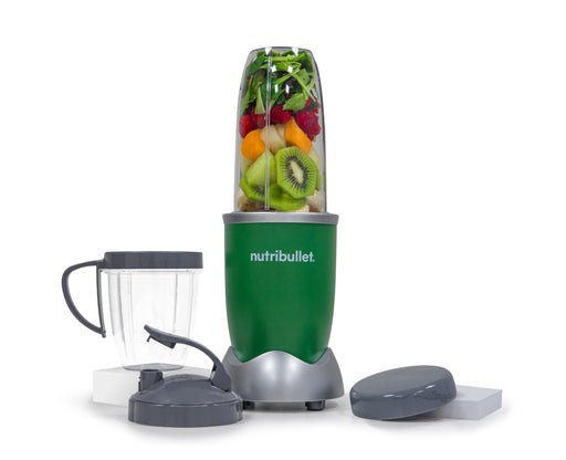 NutriBullet PRO 900W (Jungle Green, 7-delar, Mixer/Blender)