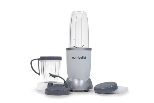 NutriBullet PRO 900W (Snow White, 7-delar, Mixer/Blender)