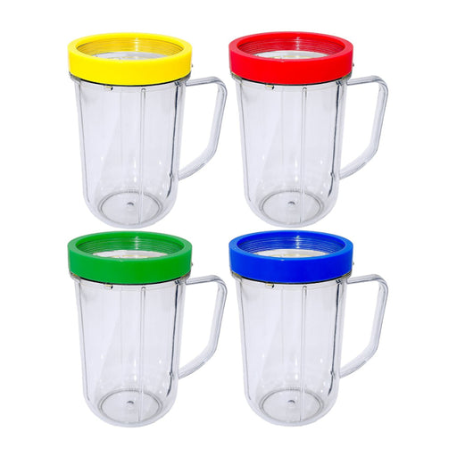 Party Mugg 500 ml 3-pack