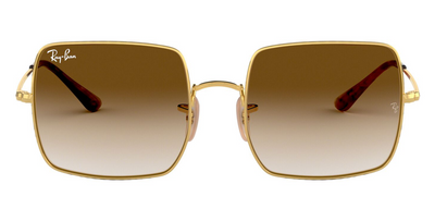 Ray-Ban Square - Brown Gradient
