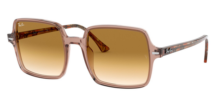 Ray-Ban Square II - Brown Gradient