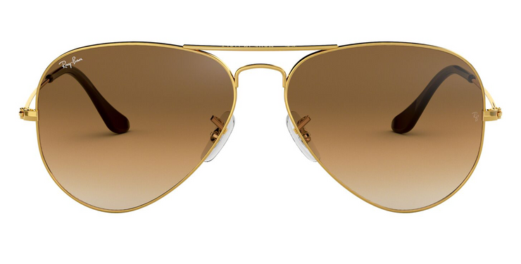 Ray-Ban Original Aviator - Brown Gradient