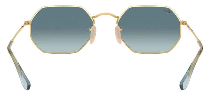 Ray-Ban Octagonal - Blue Gradient
