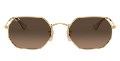 Ray-Ban Octagonal - Brown Gradient