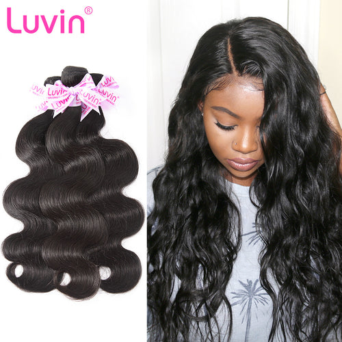 100% Human Remy Hair Natural Body wave