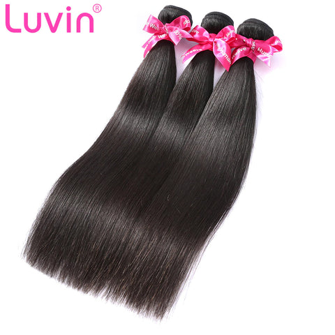 100% Human Remy Hair Natural Straight
