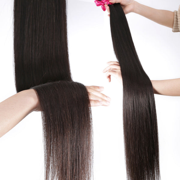 Luvin LONG HAIR BUNDLES (28INCH - 40INCH) STRAIGHT, BODY WAVE, DEEP CURLY AVAILABLE