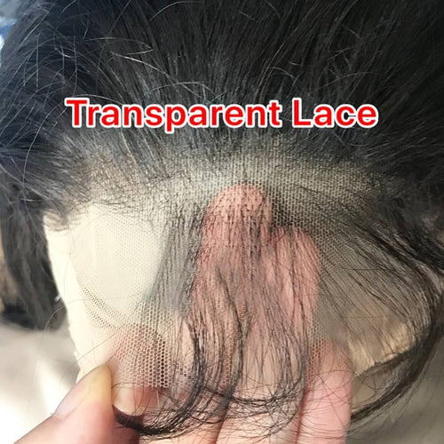 Undetectable Transparent Lace Wig/HD Lace Wig Loose Wave 13x6 Lace Front Wig