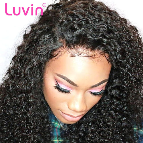 Undetectable Transparent Lace Wig/HD Lace Wig Deep Wave 13x6 Lace Front Wig