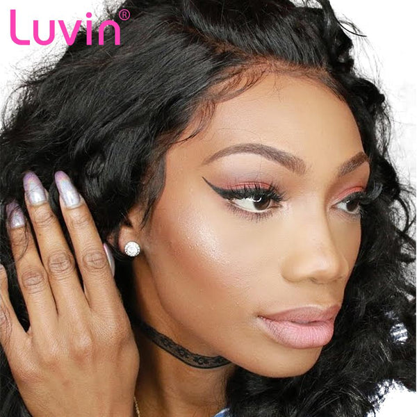 Lace frontal body wave 13*4inch