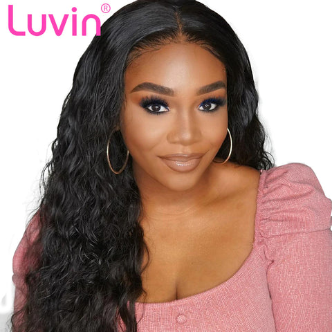 Undetectable transparent lace best virgin deep curly hair HD full lace wig