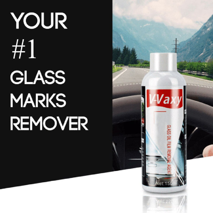 Glass Marks Remover Glass Coating Agent Remover Cleaner - GEEKMANN✓