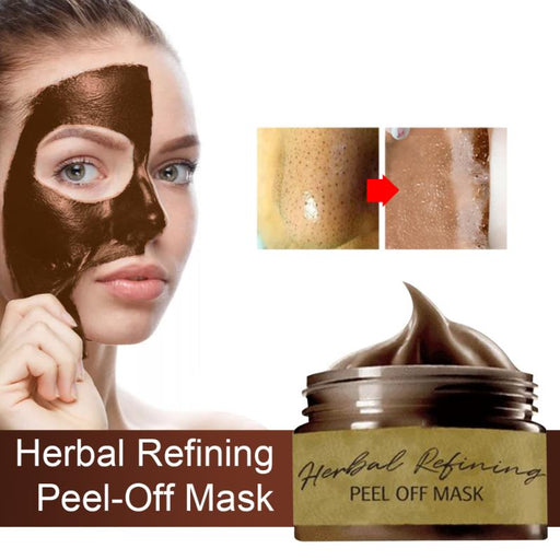60ml Herbal Beauty Peel off Mask Tearing - GEEKMANN✓
