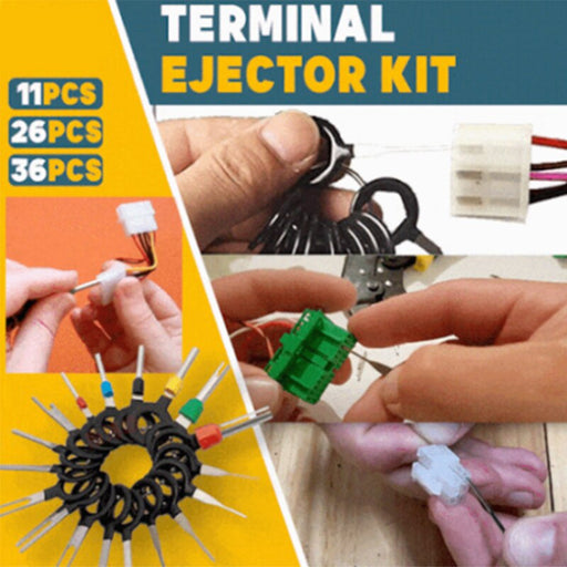 70Pcs/Set Pin Ejector Wire Kit Extractor - GEEKMANN✓