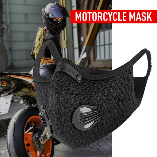 Anti pollution cycling filter urban mask - GEEKMANN✓