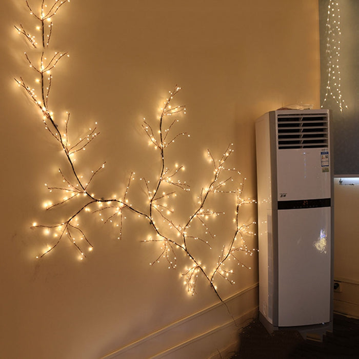 LED Powered Copper LED String Fairy Light Firefly - GEEKMANN✓