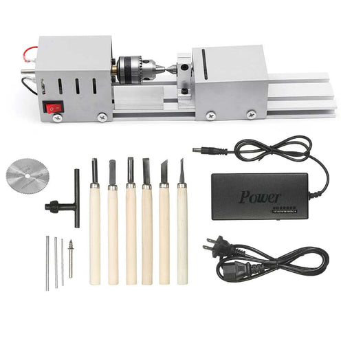 Mini Lathe Beads Machine Woodwork - GEEKMANN✓