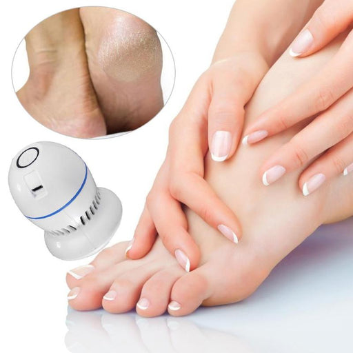 Electric Foot File Grinder Callus Remover - GEEKMANN✓