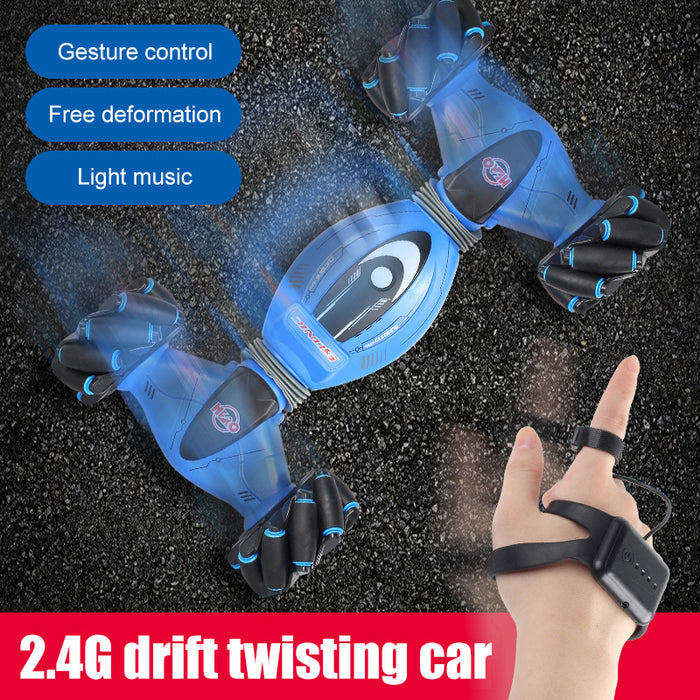 Gesture Car Drift Dancing Remote Control Vehicle RC - GEEKMANN✓