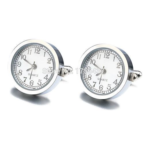 Watch Cufflinks For Men - GEEKMANN✓
