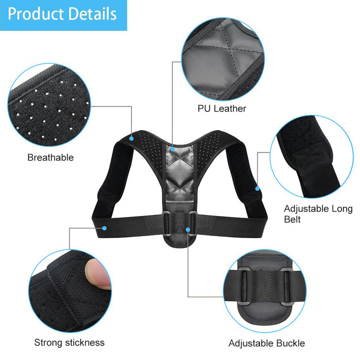 Medical Clavicle Posture Corrector - GEEKMANN✓