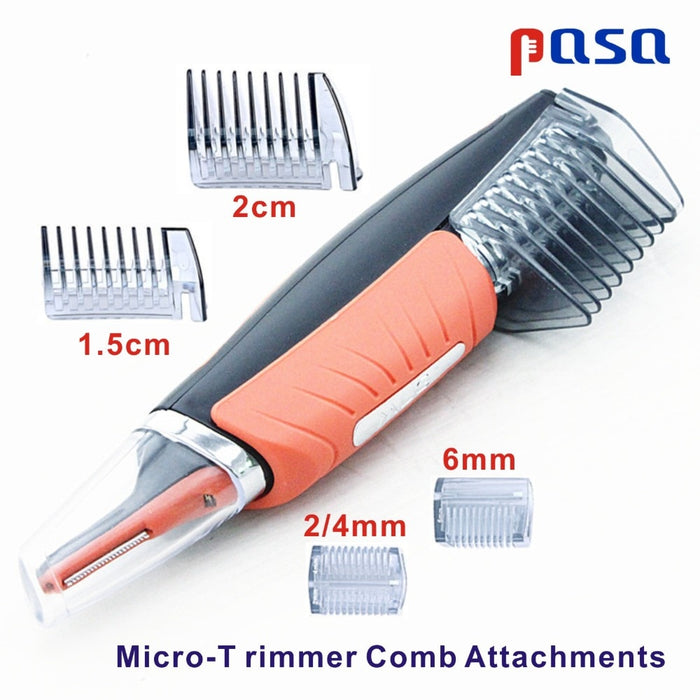 Eyebrow Ear Nose Trimmer Removal Clipper Shaver Electric Trimmer - GEEKMANN✓