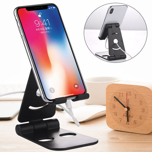 Multi angle Adjust Portable Phone Lazy Holder Mount swivel phone stand - GEEKMANN✓