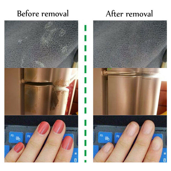 Sticky Residue Detergent Cleaning Spray Effective Home Car Cleaning - GEEKMANN✓