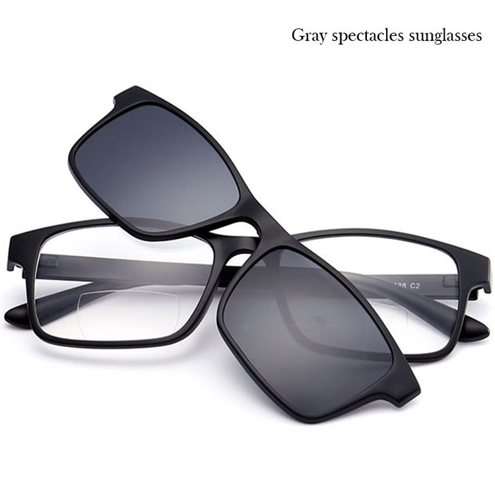 Polarized Magnetic Eyeglasses - GEEKMANN✓