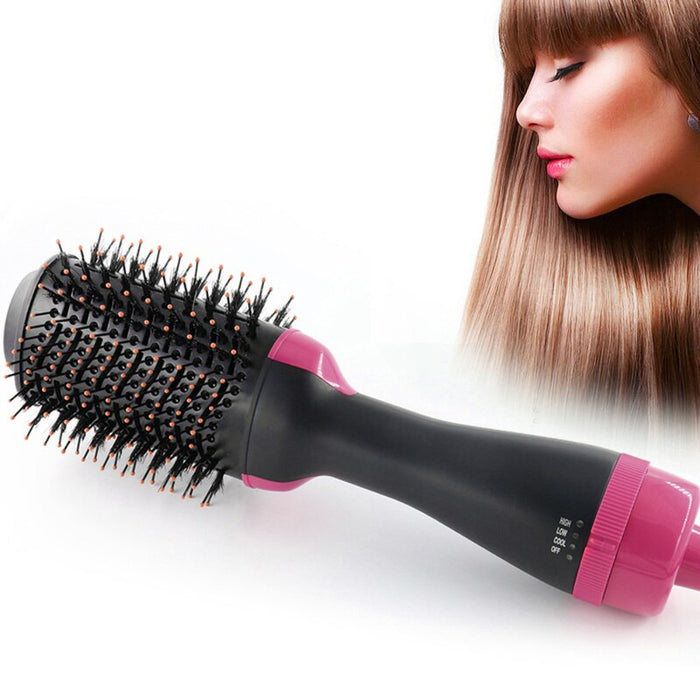 Hair dryer Volumizer Negative Ion Generator Hair Curler - GEEKMANN✓