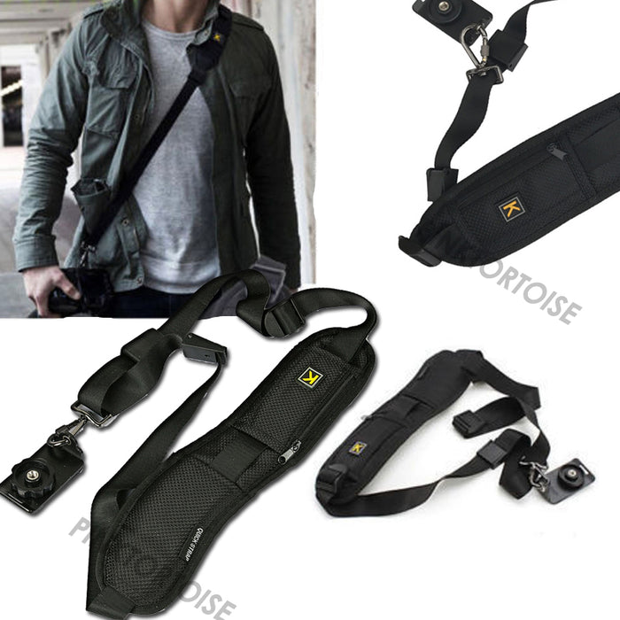 Portable Single Shoulder Sling Belt Strap for camera - GEEKMANN✓