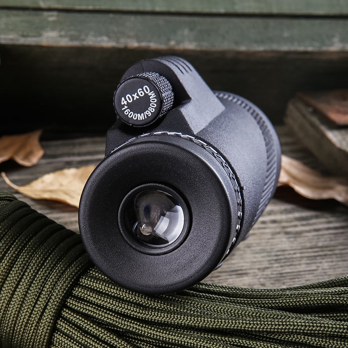 Monocular Powerful Telescope for Mobile Night Vision - GEEKMANN✓