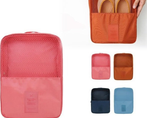 Portable Foldable Waterproof Travel Storage Bags Shoe Bags - GEEKMANN✓