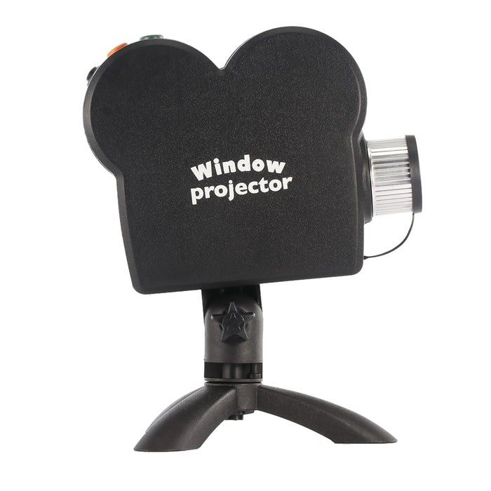 Window Display Laser Stage Lamp Christmas Projector - GEEKMANN✓