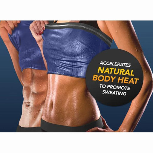 hot body shaper sauna vest gym top sweat hot shape - GEEKMANN✓