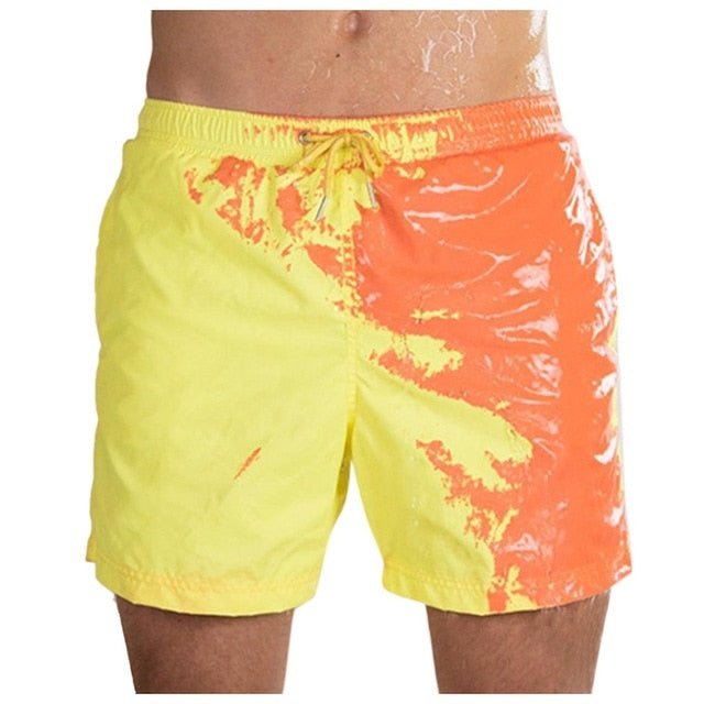 hyper switchs Temperature Sensitive Color Changing short - GEEKMANN✓