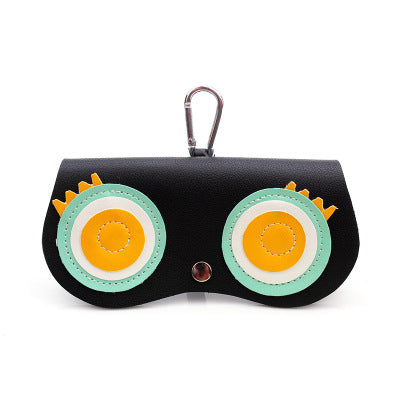 Portable Case Sun Eye Glasses Box For Eyeglass Sunglasses Cute Protection Bag - GEEKMANN✓