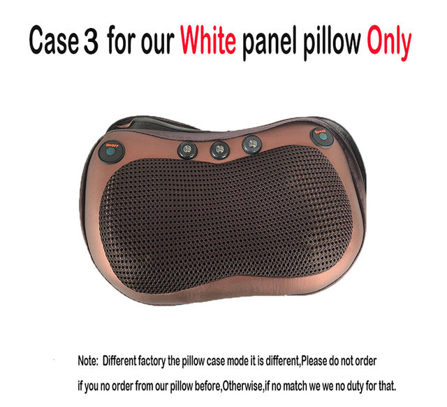 Case for Our sell Relaxation Massage Pillow - GEEKMANN✓
