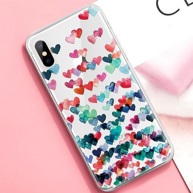 Lovely Phone Cases for IPhone Models - GEEKMANN✓