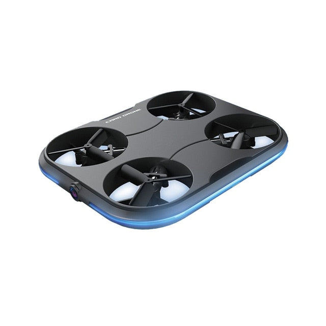 Card Drone WIFI Camera Optical mini pocket drone air photographer - GEEKMANN✓