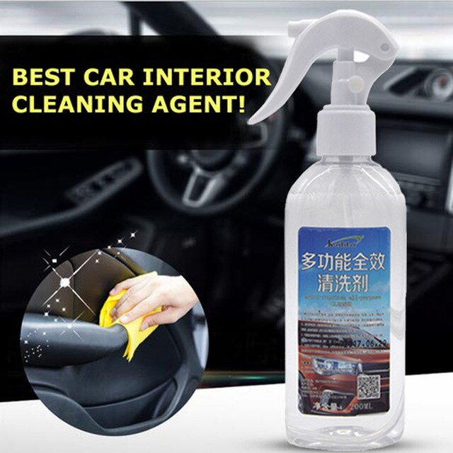 Cleaning Agent Multi functional Car Interior Agent cream - GEEKMANN✓