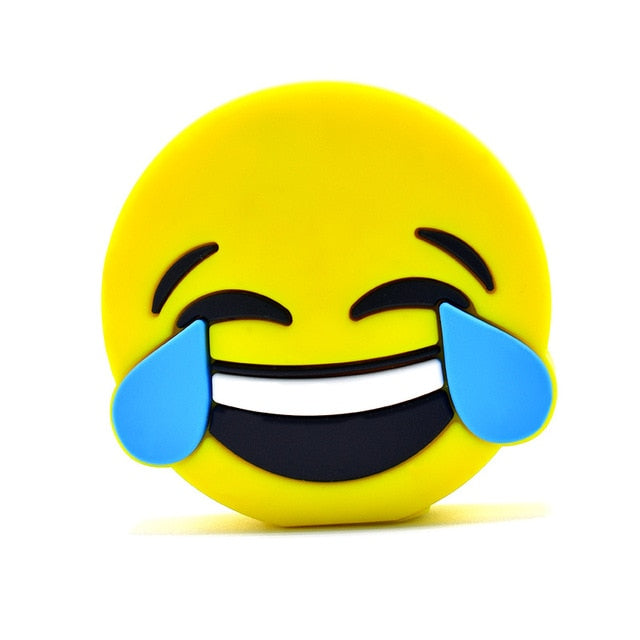 Cute Funny Emoji Shaped Power Bank - GEEKMANN✓