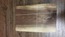 Load image into Gallery viewer, Rustic Live Edge Serving Board - Pipe And Wood Designs