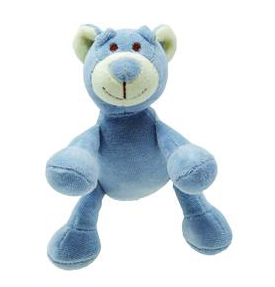 Beginnings Wally Blue Bear
