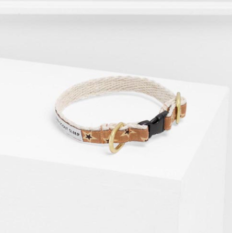 Cat Collar – Starstruck – Tawny x Tan x Black