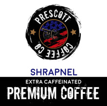 Load image into Gallery viewer, Shrapnel Breakfast Coffee - Prescott Coffee