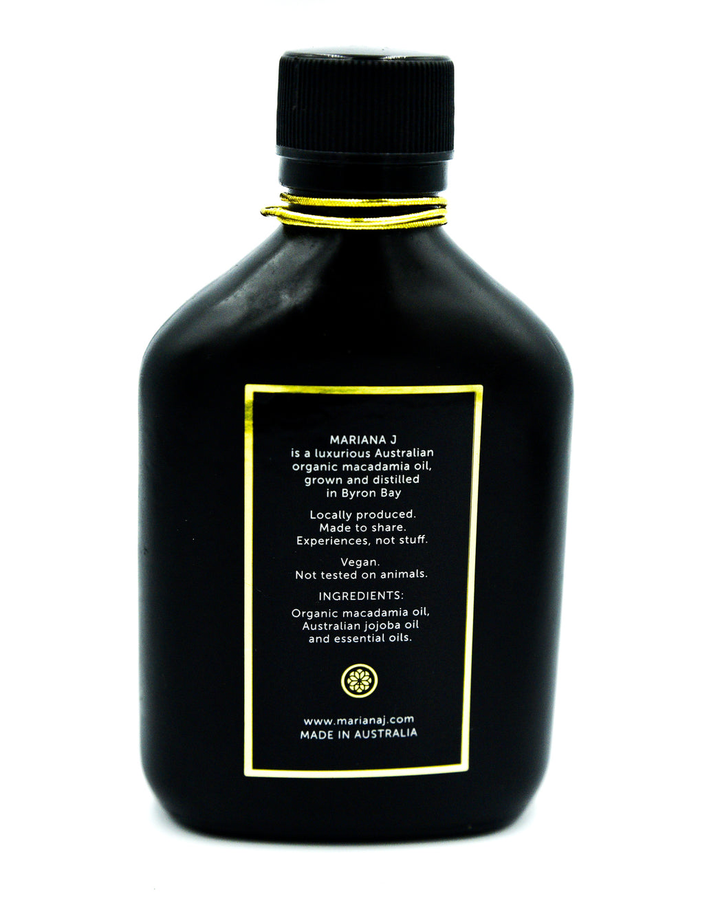 Vanilla and Patchouli 100ML Body Oil