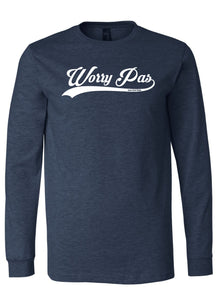Worry Pas - Long Sleeve T