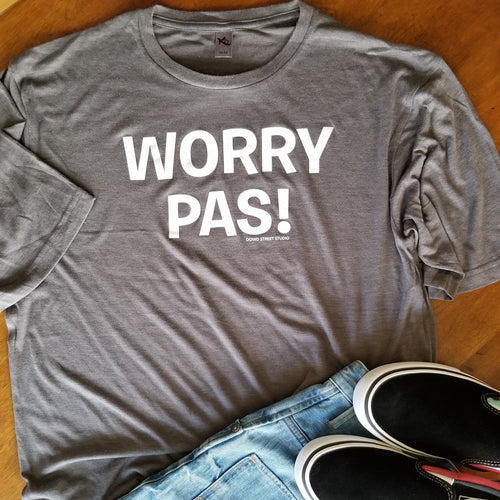 Worry Pas Crew Neck
